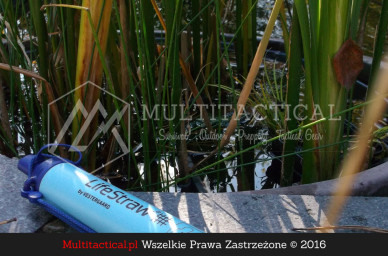 Multitactical.pl Osobisty filtr do wody Lifestraw