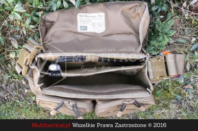 Multitactical.pl Torba taktyczno-outdoorowa Direct Action - Messenger Bag