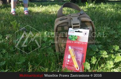 Multitactical.pl Sezon na kleszcza - Jak prawidłowo usunąć krwiopijcę