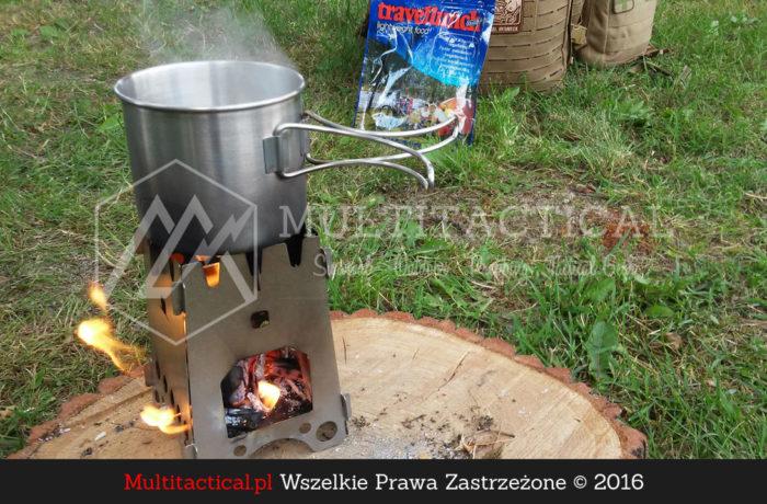 Multitactical.pl - Survivaltech kuchenka ekspedycyjna Mod.04 Ver.03