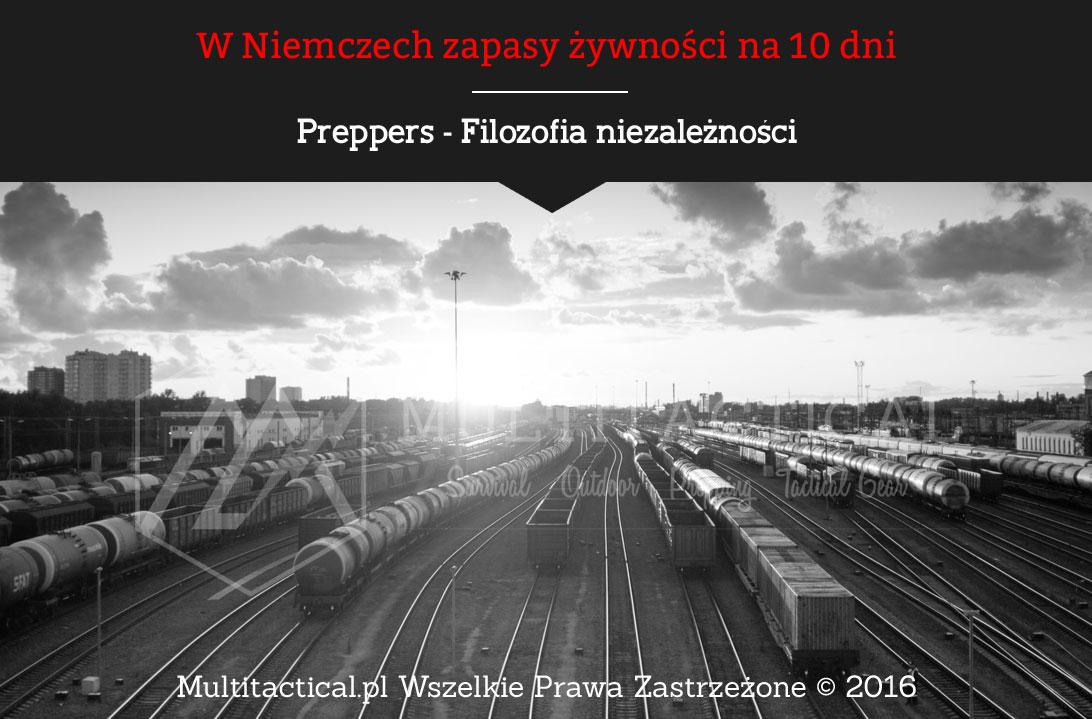 Multitactical.pl - Preppers - Filozofia niezależności