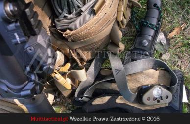 Multitactical.pl - Mactronic - Nomad - Uniwersalna latarka czołowa