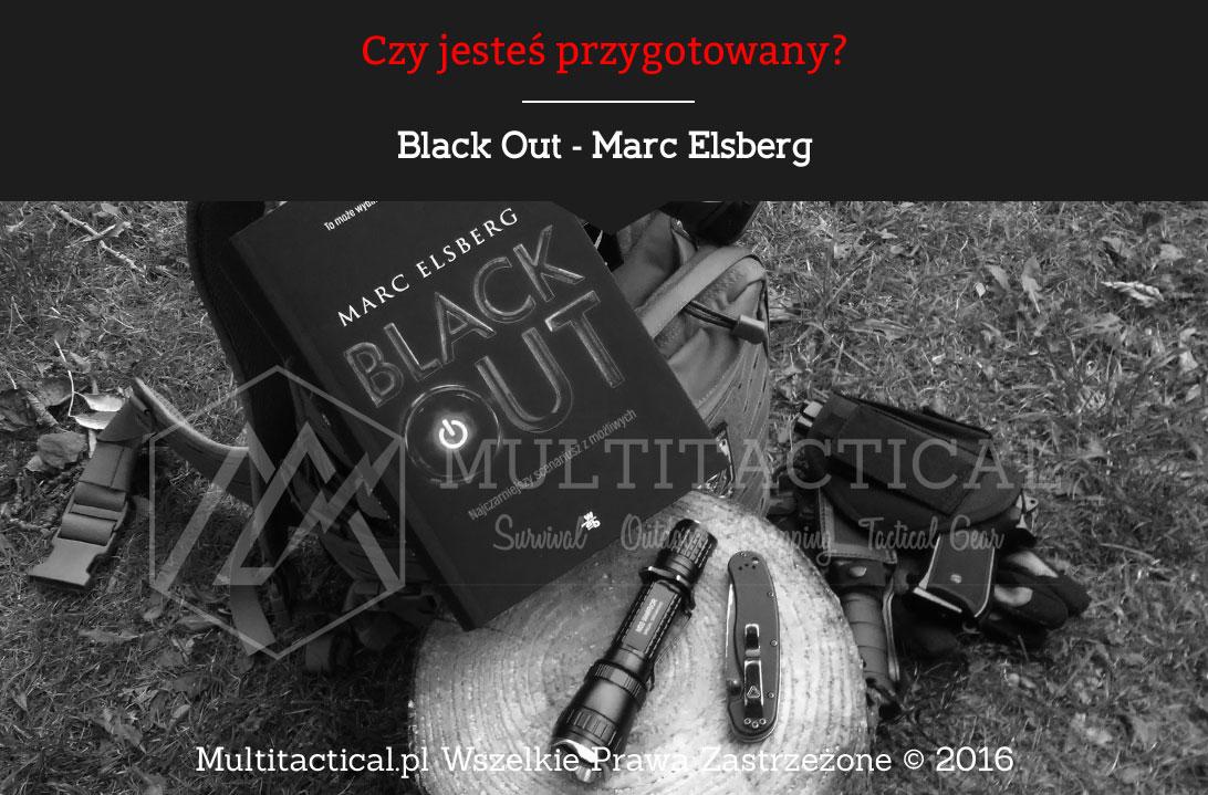 Multitactical.pl - Black Out - Marc Elsberg