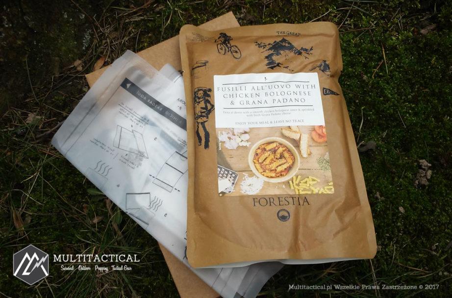 Multitactical.pl - FORESTIA - Recenzja gotowych dań obiadowych