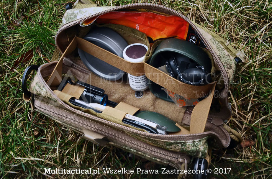 Multitactical.pl - HUSAR CUBBY® ADMIN Pouch [+] Recenzja ładownicy typu Admin/nerka