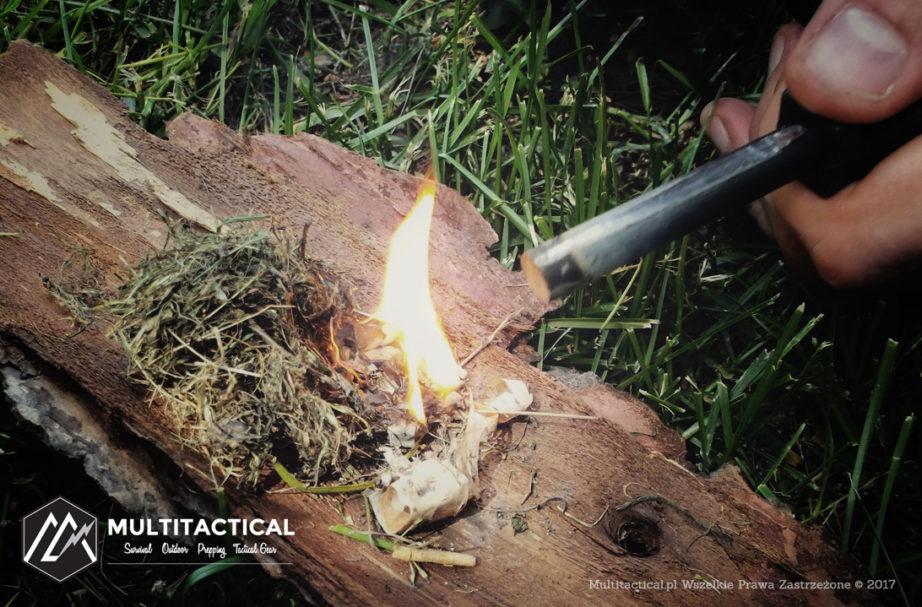 Multitactical.pl - WILDO® FireFlash® Large - Recenzja krzesiwa