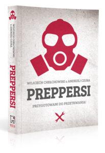 Multitactical.pl - Wojciech Chełchowski & Andrzej Czuba - Preppersi. Przygotowani do przetrwania!