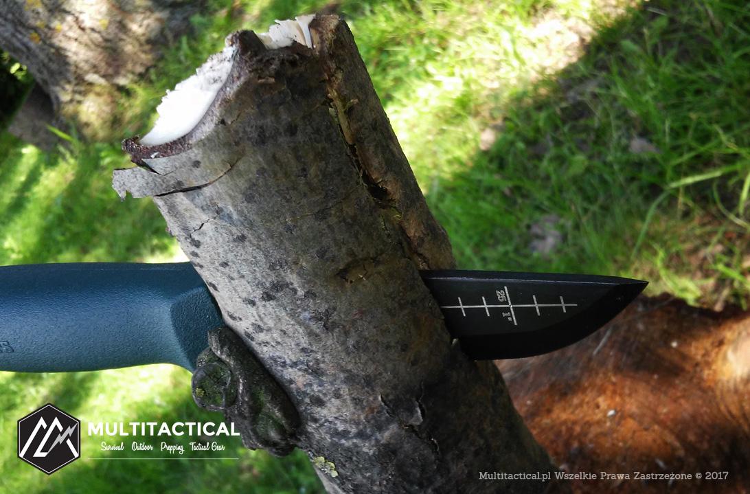 Multitactical.pl - HULTAFORS Outdoor Knives OK1 & OK4 - Noże do survivalu i bushcraftu - Recenzja