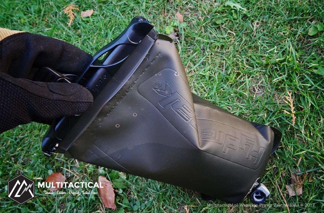 Multitactical.pl - HydraPak® First Wave™ Military Reservoir 2.L - Recenzja wkładu hydracyjnego