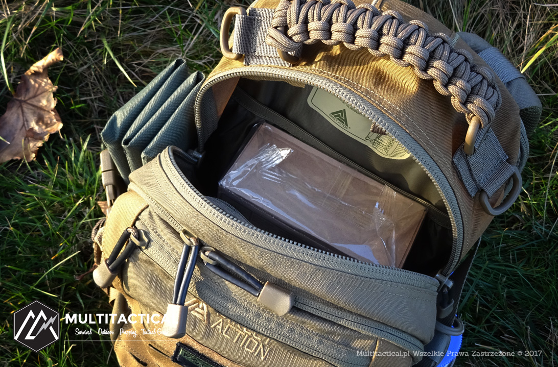 Multitactical.pl - Survival Outdoor Prepping Tactical Gear - RCIR – Całodobowa Racja Żywnościowa