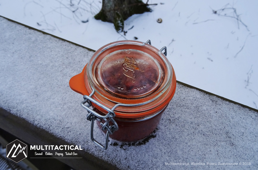 Multitactical.pl - Survival Outdoor Prepping Tactical Gear - Konfitura jarzębinowa - Na zdrowie preppersa
