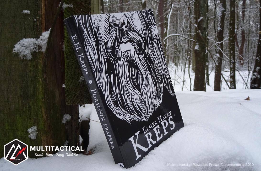 Multitactical.pl - Survival Outdoor Prepping Tactical Gear - Elmer Harry Kreps - Poradnik Trapera - Recenzja