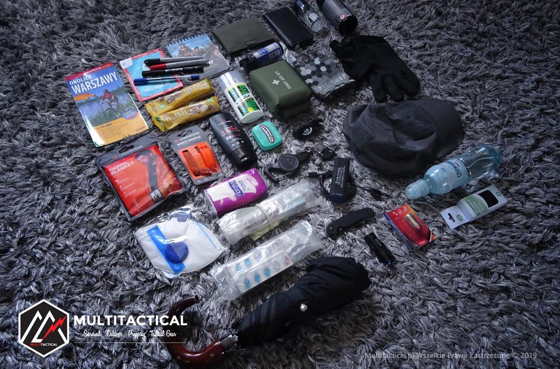 Multitactical.pl - Survival Outdoor Prepping Tactical Gear - Urban Survival - Get Home Bag