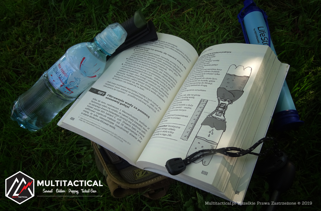 Multitactical.pl - Survival Outdoor Prepping Tactical Gear - Paweł Frankowski, Witold Rajchert - Vademecum Survivalowe - Recenzja