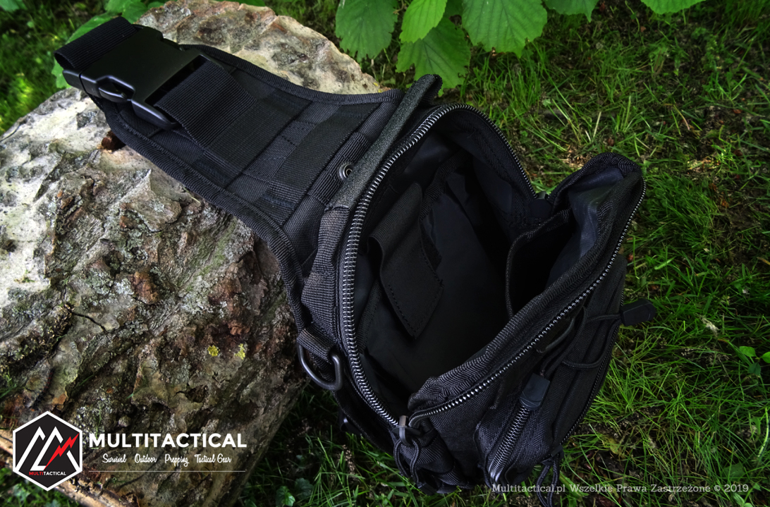 Multitactical.pl - Survival Outdoor Prepping Tactical Gear - Work Emergency Bag - Bądź przygotowany - Urban Survival - Przetrwanie w mieście