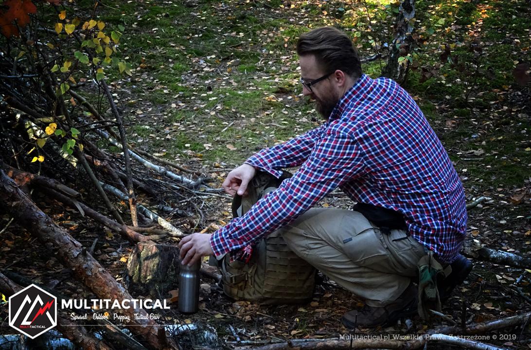 Multitactical.pl - Survival Outdoor Prepping Tactical Gear - Work Emergency Bag - Prepping, czyli jak przygotować się na niespodziewane - Wywiad - Wszystko Działa! Magazyn nowoczesnego instalatora!