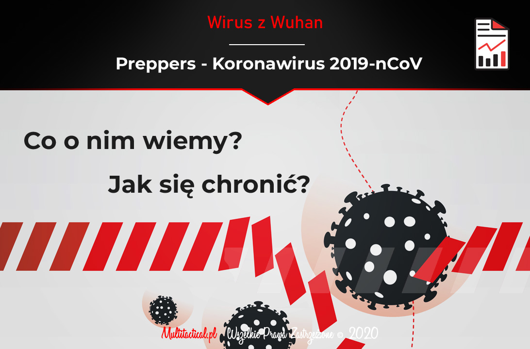 Multitactical.pl - Survival Outdoor Prepping Tactical Gear - Koronawirus 209-nCoV - Co o nim wiemy? Jak się chronić?