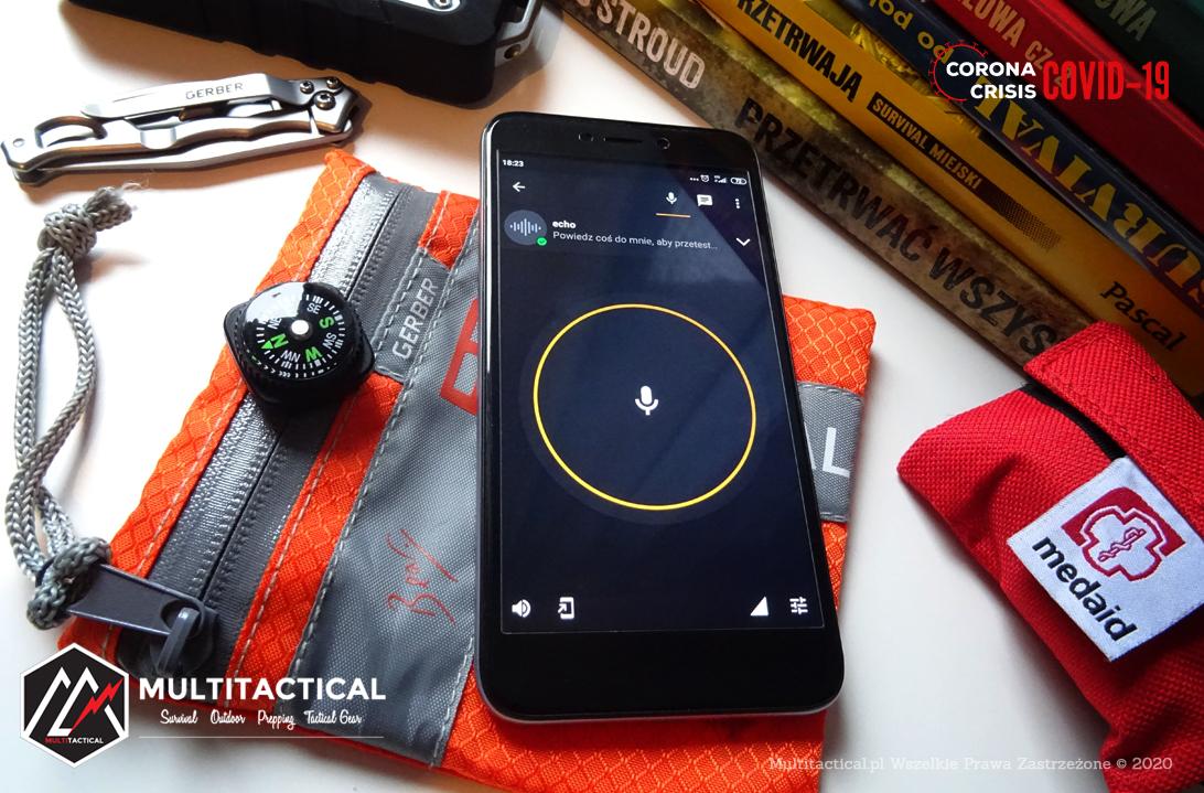 Multitactical.pl - Survival Outdoor Prepping Tactical Gear - Preppers - Urban Survival - Kryzysowy smartfon - Smartfon w realiach SHTF - Przydatne aplikacje awaryjne