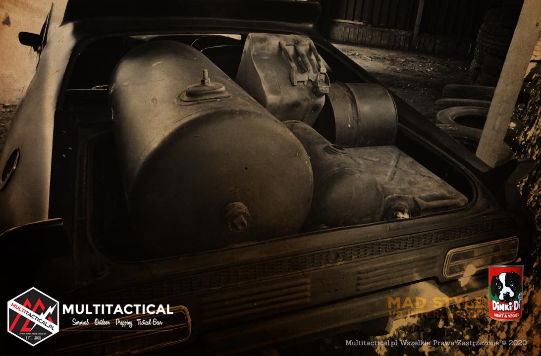 Multitactical.pl - Survival Outdoor Prepping Tactical Gear - Preppers - Piwnica preppersa - Preppers na krawędzi - Czy człowiek może zjeść psią karmę? - Sprawdzam legendę Maxa Rockatanskyego